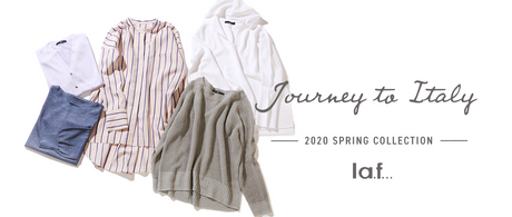 Journey to Itary-2020 Spring Collection-la.f...
