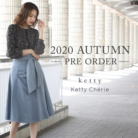 2020 Autumn pre order ketty kettycherie