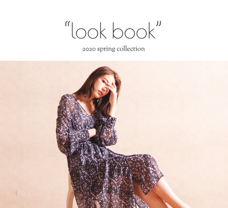 look book 2020 spring collection - Ketty Cherie