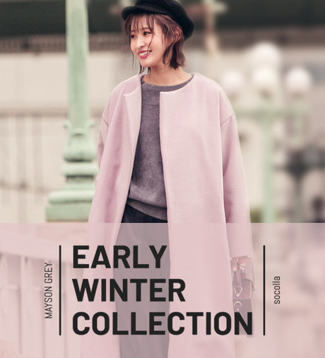 EARLY WINTER COLLECTION