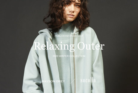 FEEL GOOD EVERY DAY Relaxing Outer