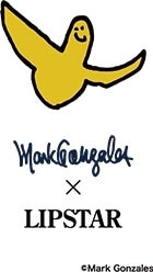 LIPSTAR×Mark Gonzales COLLABORATION
