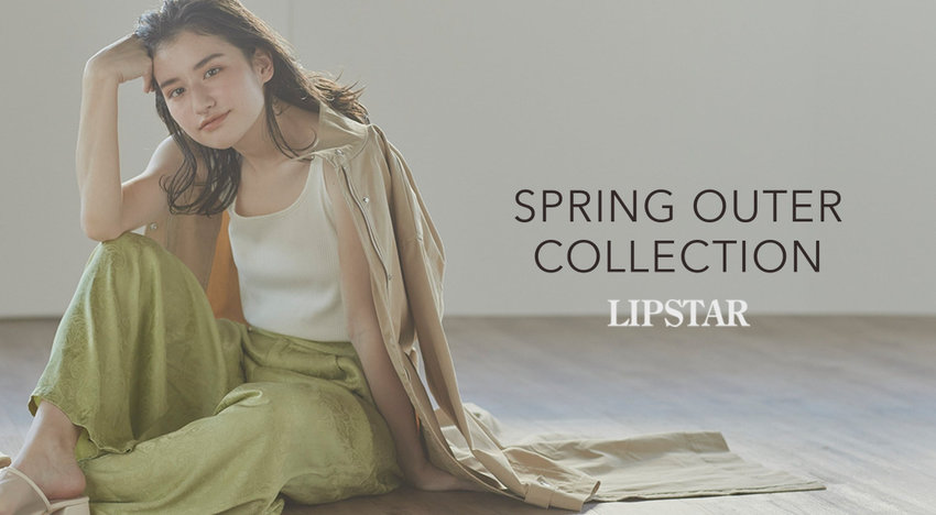 spring outer collection lipstar