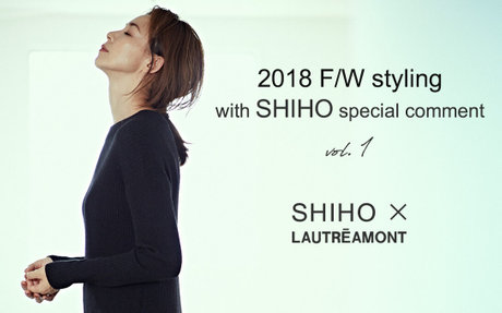 SHIHO × LAUTREAMONT vol.1